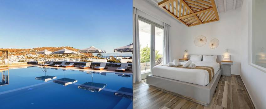 Hotéis Em Mykonos: Osom Resort