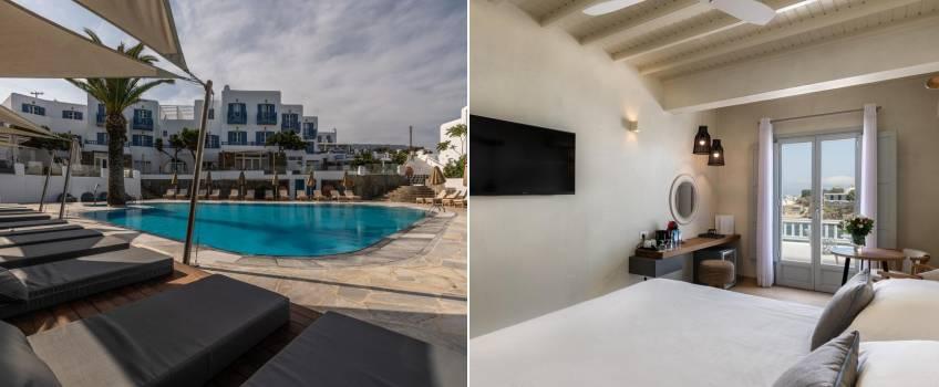 Poseidon Hotel Suites Em Mykonos