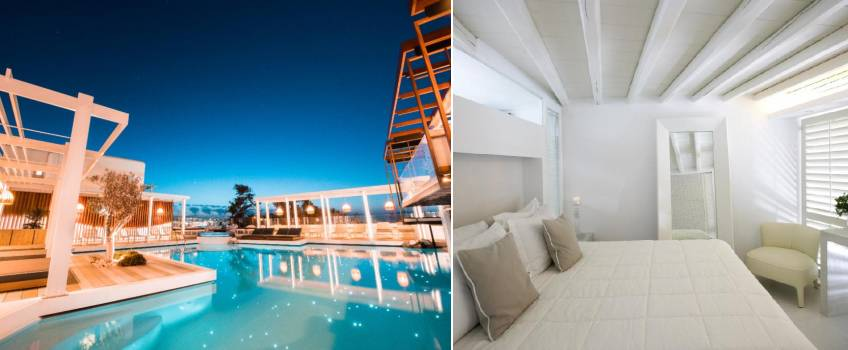 Hotéis Em Mykonos: Semeli Hotel