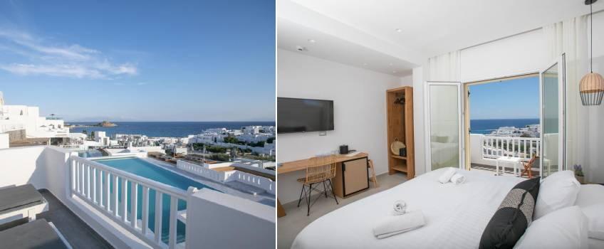 Hotéis Em Mykonos: The George