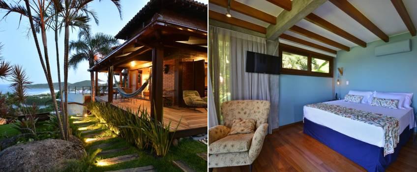 Pousada Praia Do Rosa: Villa Gardena Suites