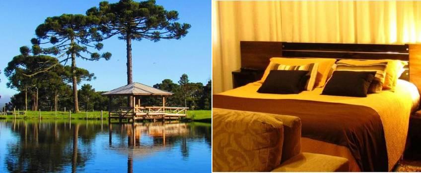 Hotel Fazenda Em Santa Catarina: Fazenda Santa Rita Turismo Rural