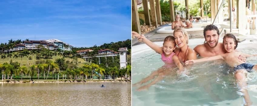 Fazzenda Park Hotel Em Santa Catarina