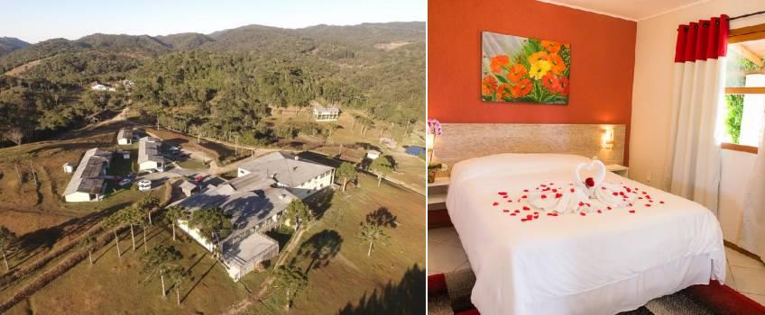 Hotel Fazenda Em Santa Catarina: Hotel Fazenda Aguas Claras