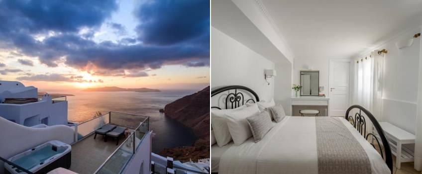 Hotéis Em Santorini: Agnadema Apartments