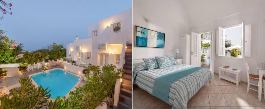 Onde Ficar Em Santorini: Casa Bianca