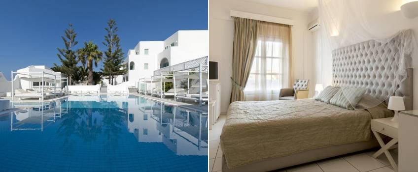 Daedalus Hotel Em Santorini