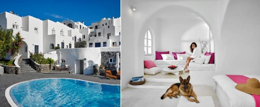Hotéis Em Santorini: Finikia Memories Hotel