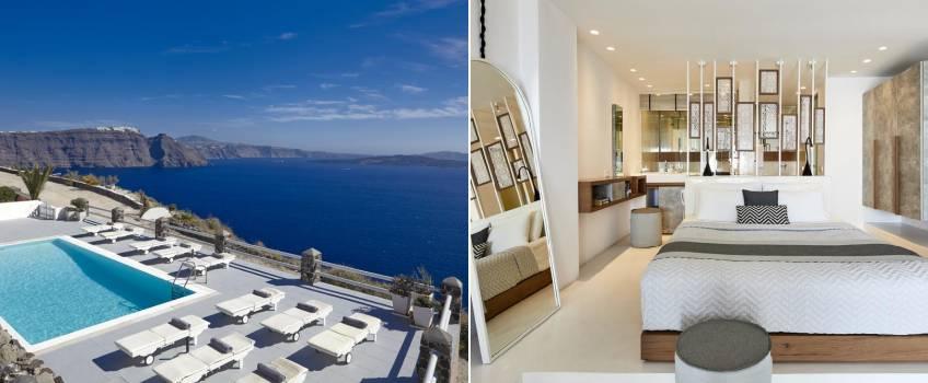Oia Suites Em Santorini
