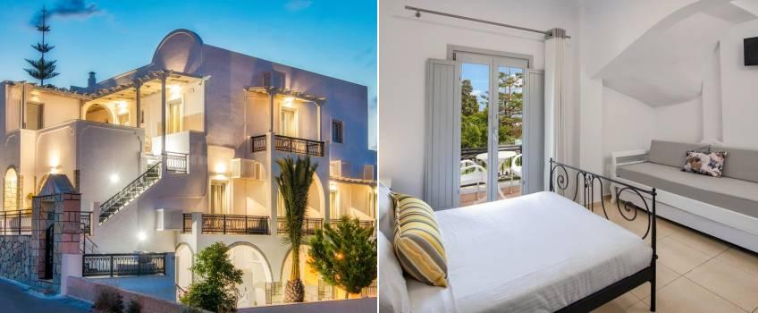 Hotéis Em Santorini: Villa Soula