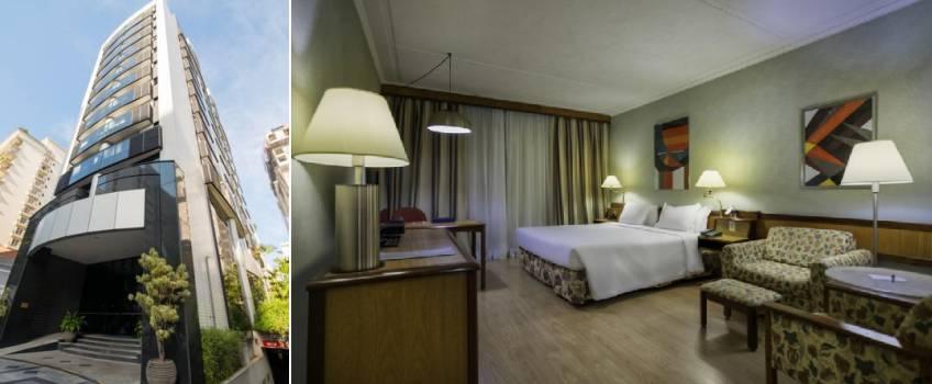 Hotéis Na Avenida Paulista: Maksoud Plaza Hotel