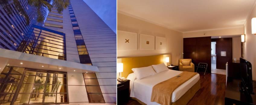 Hotel Avenida Paulista: Mercure Sp Grand Plaza Paulista