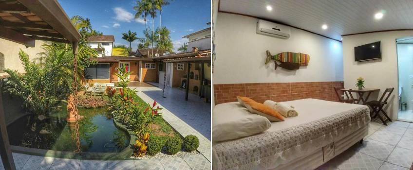 Portal Suites Casa Do Lago Em Paraty