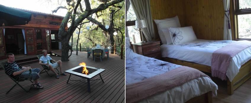 Hospedagem Próxima Da Rota Panorâmica: Blyde River Cabin Guesthouse