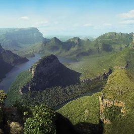 Hotéis Próximos da Rota Panorâmica na África do Sul