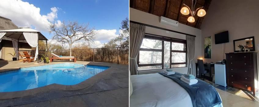 Hotéis Na Rota Panorâmica: Igama Lakho Lodge