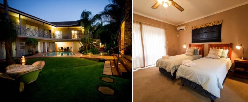 Hotéis Na Rota Panorâmica: Loerie Guesthouse