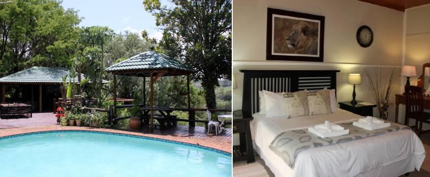 Hotéis Na Rota Panorâmica: The Sabie Town House Guest Lodge