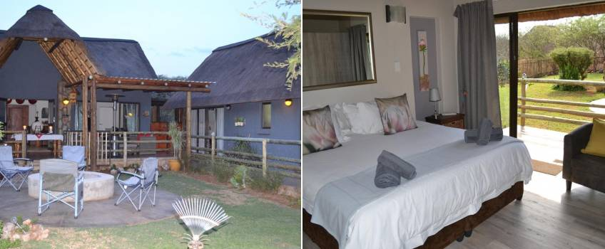 Thuhlo Lodge Em Rota Panorâmica