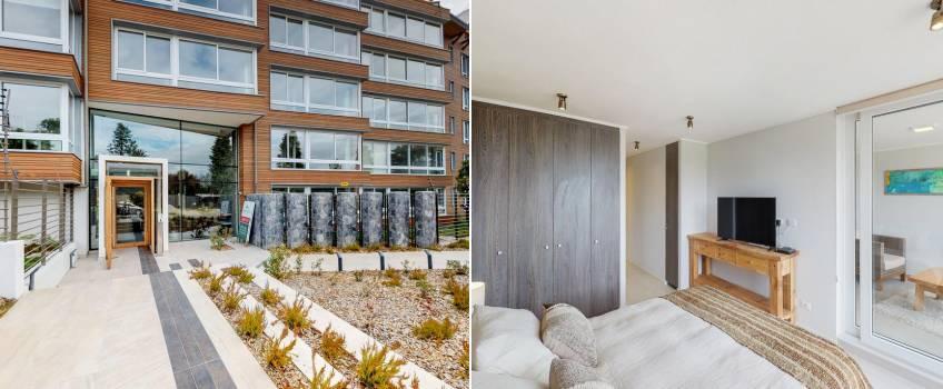 Apartamento Em Puerto Varas: Experiencia Sureña En Edificio Las Bandurrias